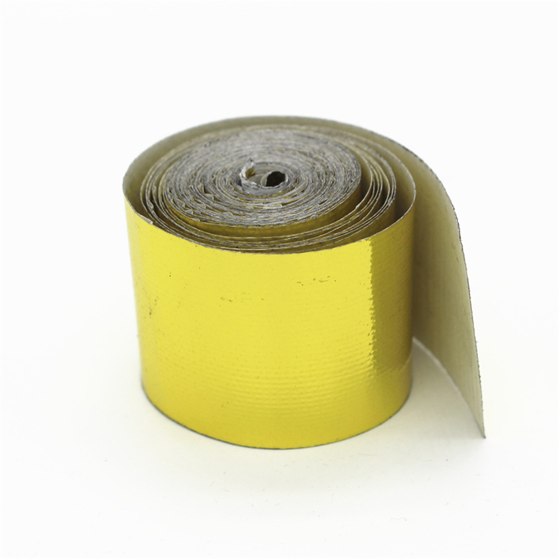 Thermal Gold Reflective Heat Tape