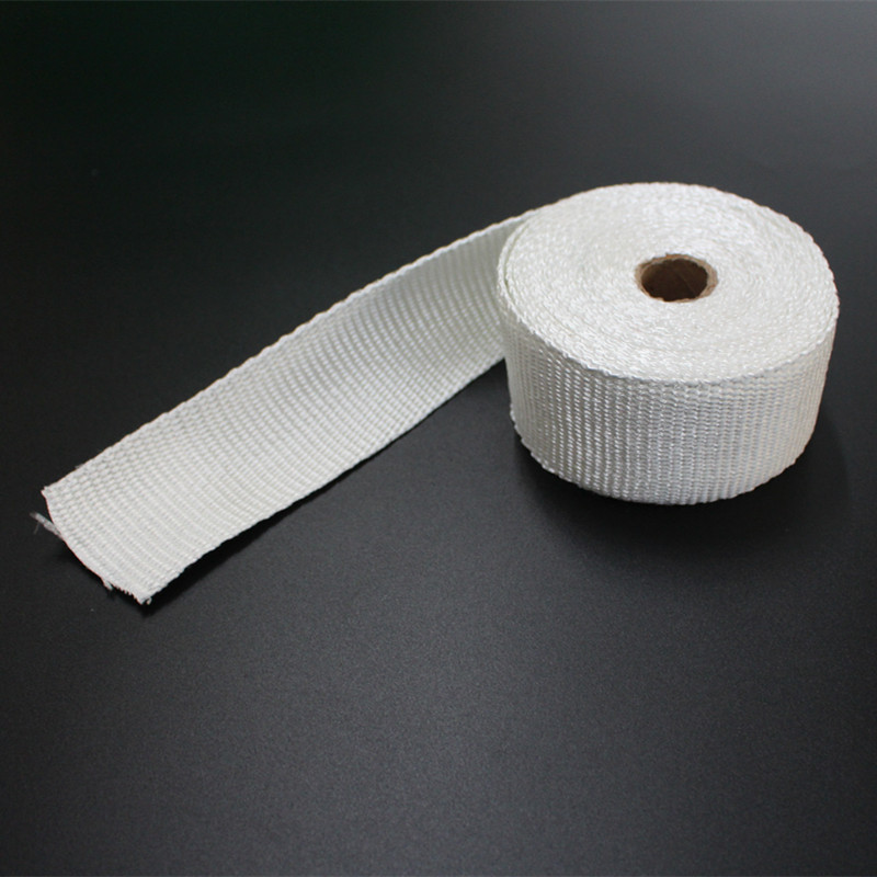 High Temperature Silica Cloth Woven Tape