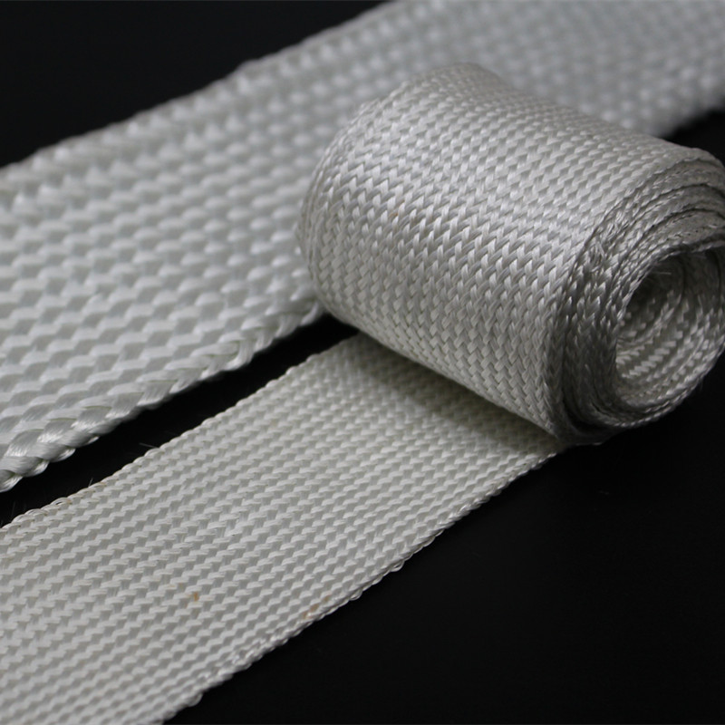 heat resistant high silica fiber sleeve
