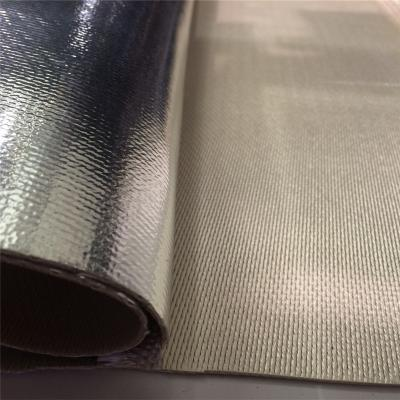 Automotive heat reflective insulation